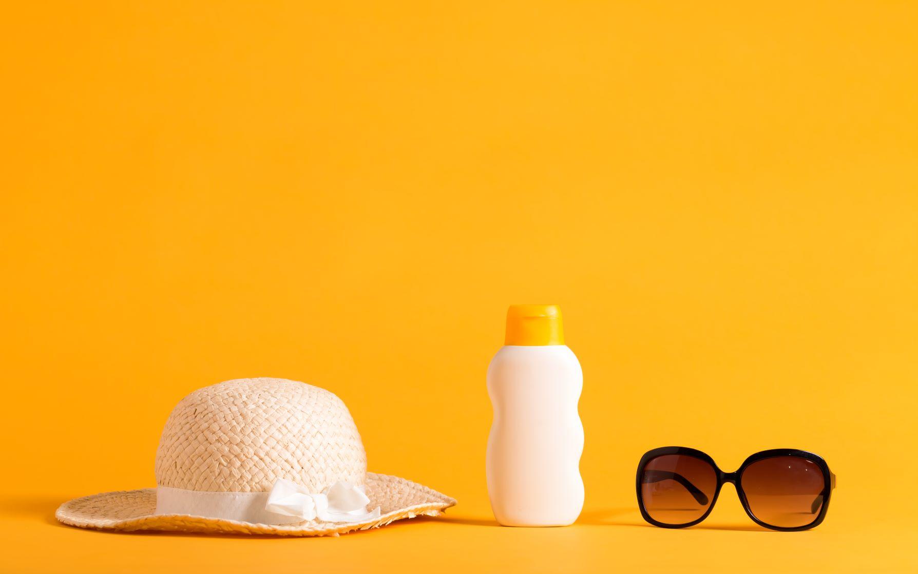 ضد آفتاب در روتین پوستی